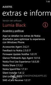 Nokia Lumia 520 y 625 ya se pueden actualizar a Black en España