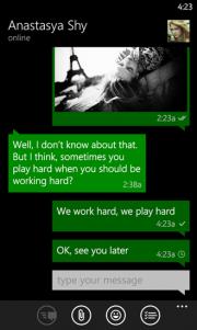 Migram Beta, el cliente Telegram para Windows Phone se actualiza con mejoras