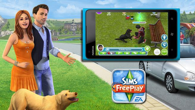 Sims Windows Phone
