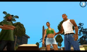 GTA San Andreas para Windows Phone
