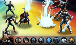 Avenger Alliance un nuevo juego de Marvel para Windows Phone