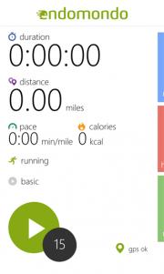 Endomondo Beta para Windows Phone, primeras imágenes y funciones [Actualizada]