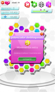 HEXIC para windows phone 1