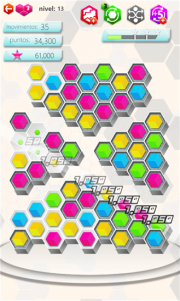 HEXIC para windows phone