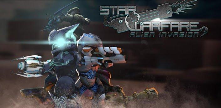 Star Warfare Alien Invasion