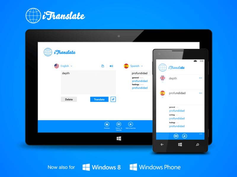 Teaser-iTranslate-Windows