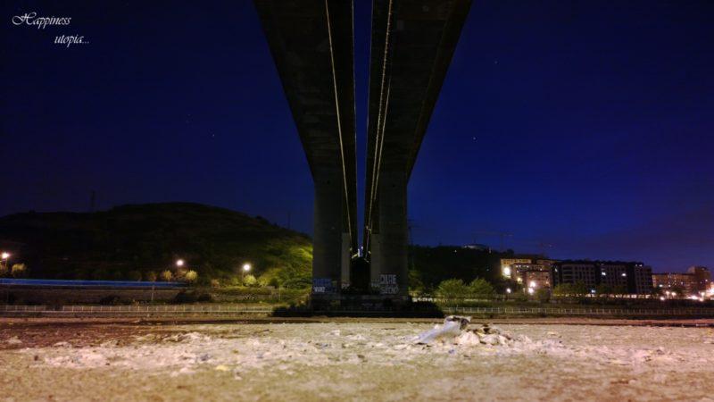Recto desde arriba (puente)