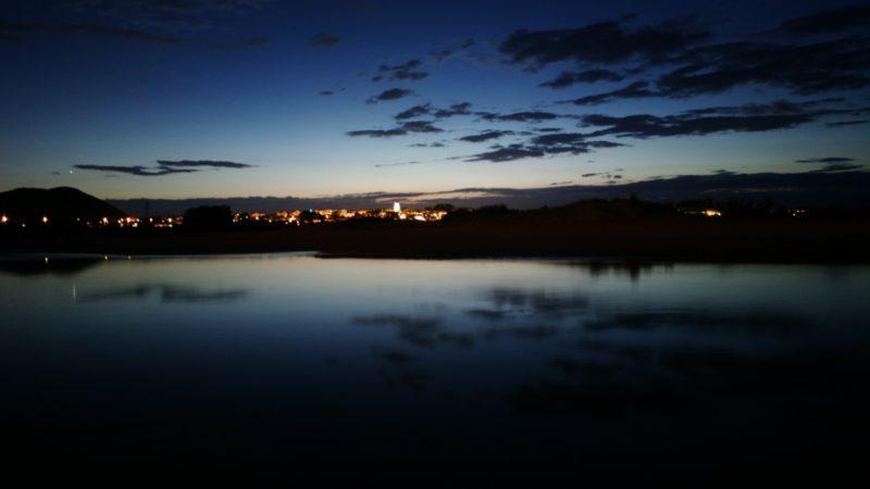 Fotografia Nocturna ISO 200 / 2,7s