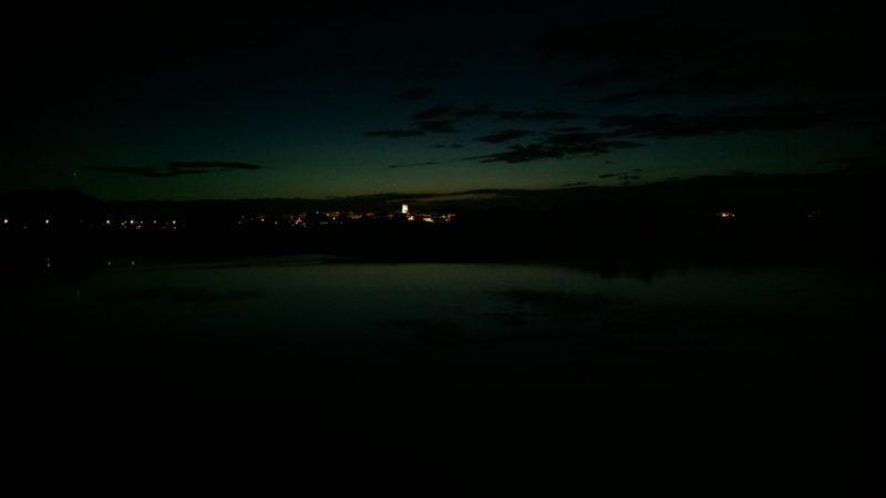 Fotografia Nocturna  (Automode)  ISO 800 /  1/8s
