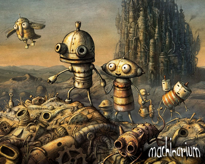 Machinarium para Windows Phone