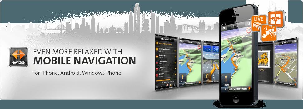 Navigon también anuncia su adiós en móviles Windows