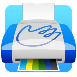 print hand