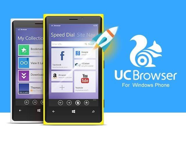 UC Browser Windows Phone