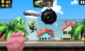 Zombie Tsunami un nuevo juego de Mobigame ya disponible
