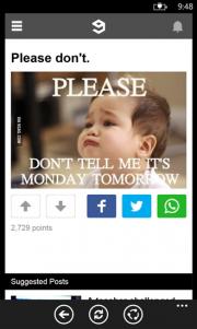 9GAG presenta su aplicación oficial gratis por tiempo limitado