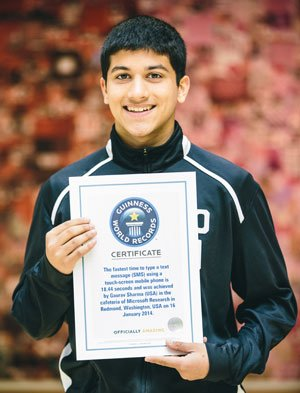 Gaurav Sharma record Word Flow
