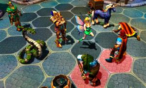 King's Bounty: Legions, Juego de estrategia online