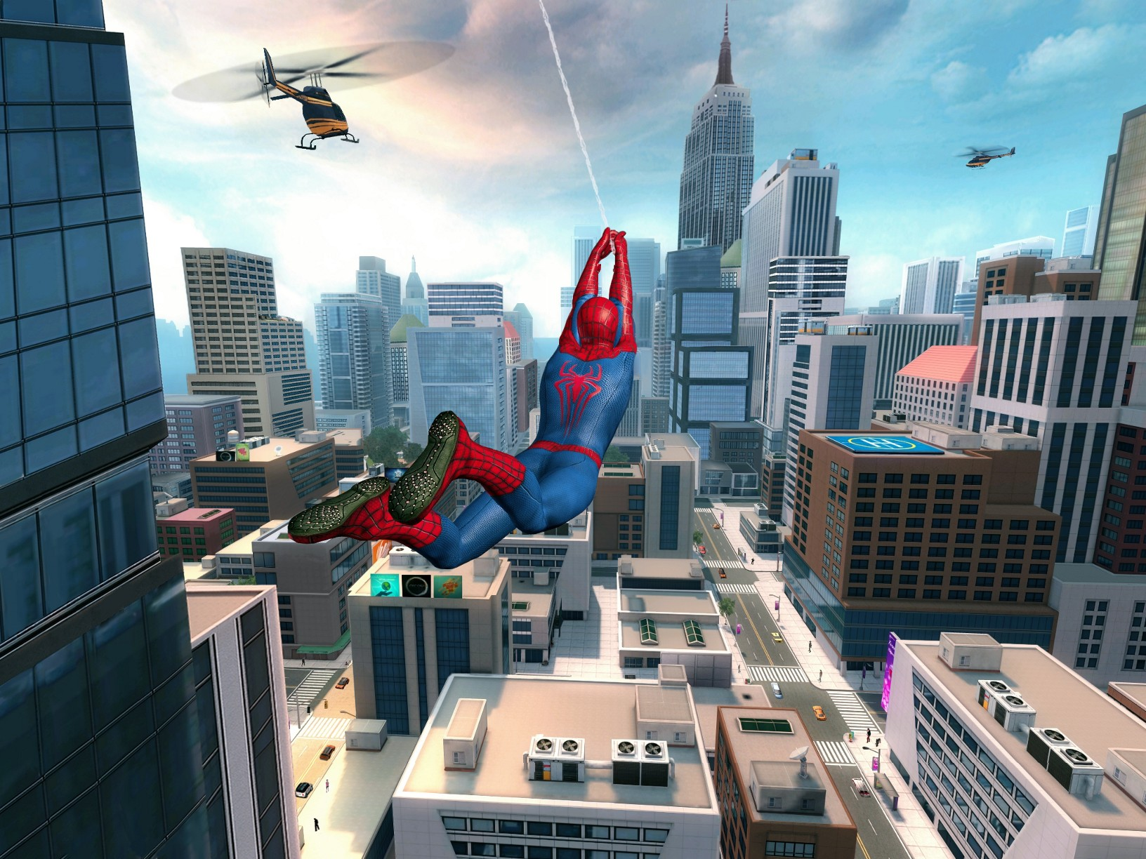 The Amazing Spider-Man 2 ya disponible para Windows Phone