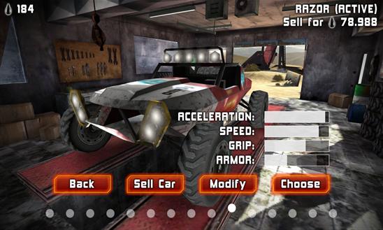 Uber Racer 4