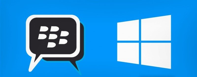 bbm windows blue