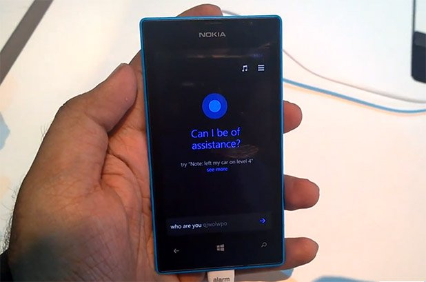 Nokia Lumia 520 con Windows Phone 8 / Lumia Cyan y Cortana en video