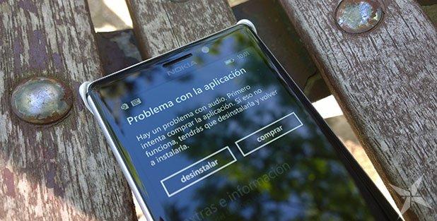 Desinstala aplicaciones de fabricante con Windows Phone