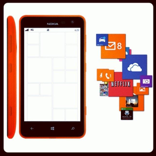 lumia 625 concurso