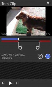 Movie Maker 8.1 el primer editor de vídeo para Windows Phone 8.1