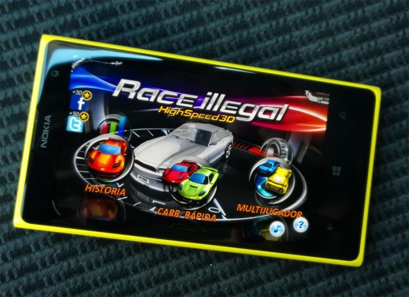 Race illegal: High Speed 3D