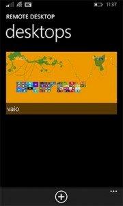 Microsoft Remote Desktop Preview, nueva aplicación para Windows Phone 8.1