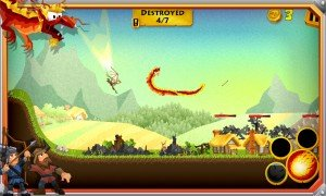 Dragon Revenge, date un festín con la venganza del dragón