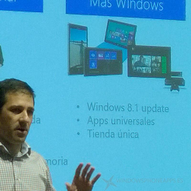 Tienda única Windows Phone