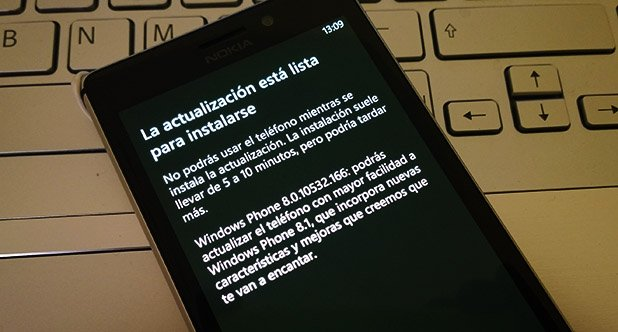 Windows Phone 8.1 disponible para instalar
