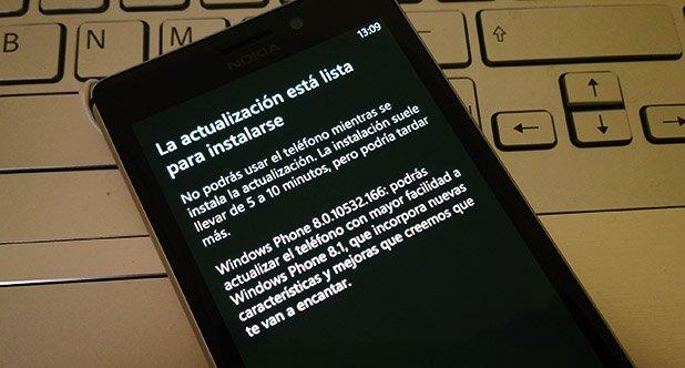 Windows Phone 8.1 disponible para instalar