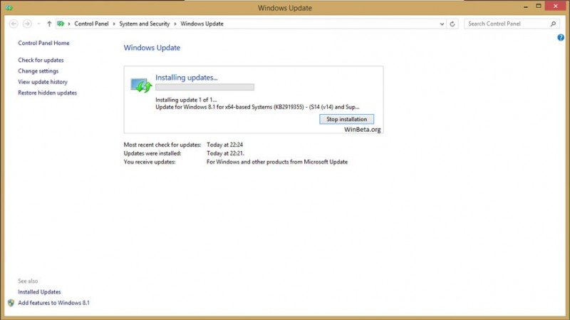 windows 8.1 update1