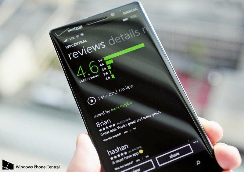 Windows Phone 8.1 permite a los desarrolladores responder a criticas de sus aplicaciones
