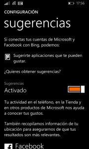 La Tienda de Windows Phone 8.1 de cerca