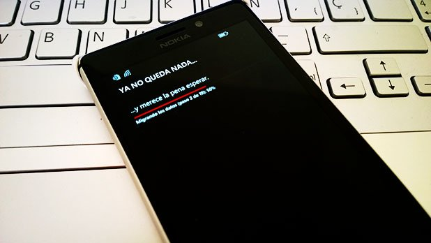 Windows Phone 8.1 - ya falta poco