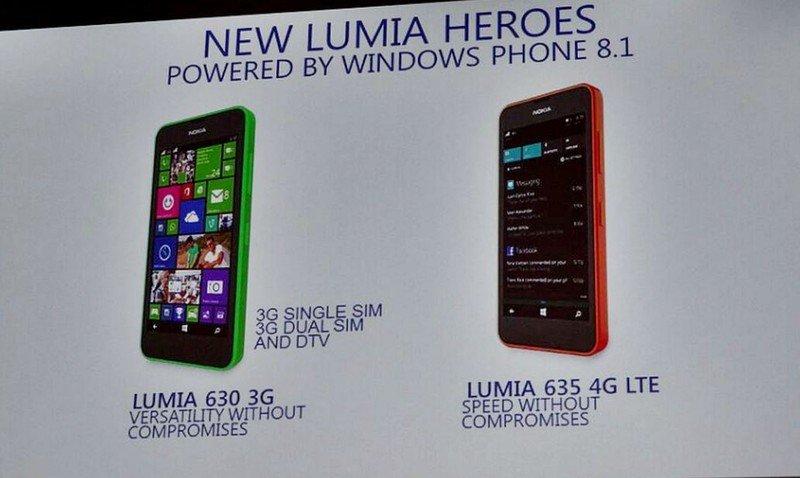 Nokia Lumia 630 presentado en Sao Paulo incluirá TV Digital