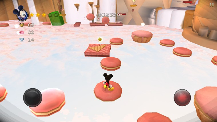 Castle of Illusion Starring Mickey Mouse 1