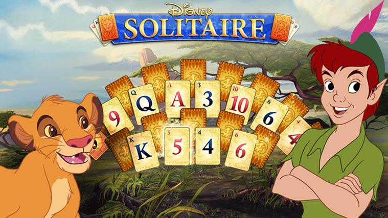 Disney-Solitaire