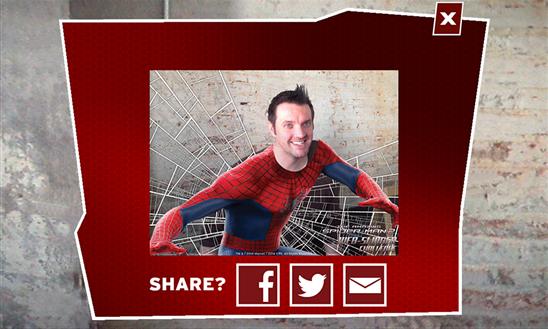Kelloggs Amazing spiderman 2- 2