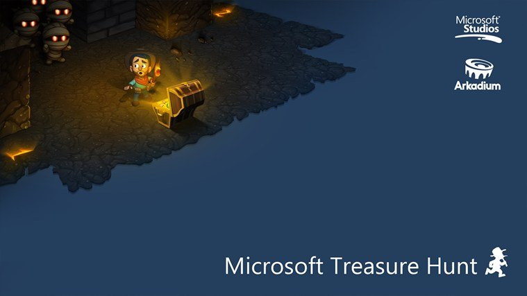 Microsoft Treasure Hunt
