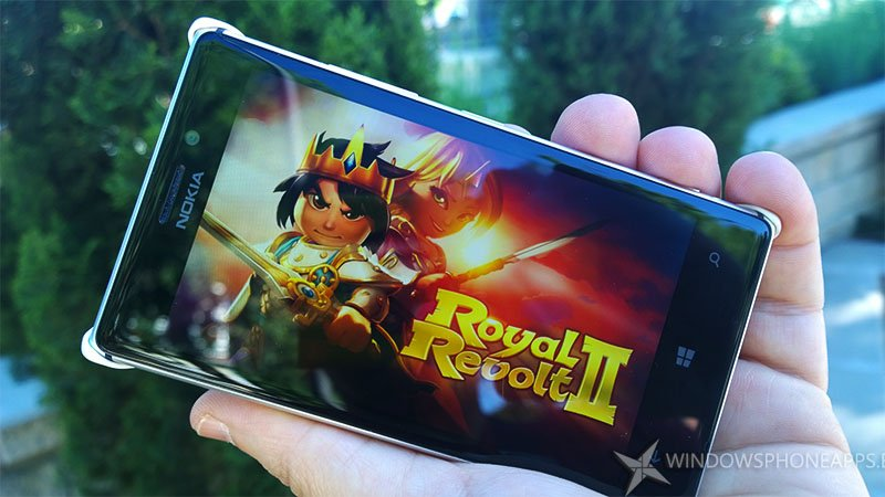 Royal Revolt 2 para Windows Phone