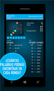 Snap Attack llega a Windows Phone 8 y Windows 8