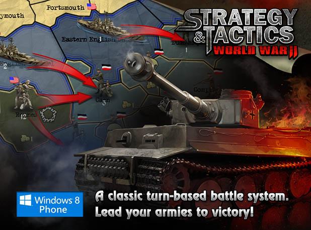 Strategy y Tactics World War II