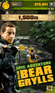 Survival Run with Bear Grylls, sobrevive a todo con tu Windows Phone