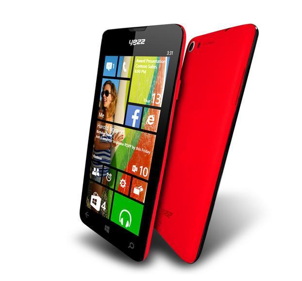 Yezz Billy 47 Windows Phone 8.1