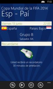 Sigue la Copa del Mundo de 2014 con CM-2014