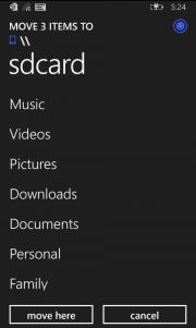 Gestor de Archivos para Windows Phone 8.1 a finales de mayo